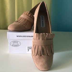 Steve Madden Kate Suede Pumps